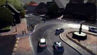 WRC Powerslide / Teaser Trailer [HD]