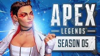 ? APEX LEGENDS SEASON 5 LIVE - NEW LEGEND LOBA