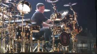 Neil Peart Drum Solo - Rush Live in Frankfurt