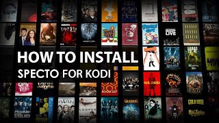 Specto Add-on - The Genesis Replacement: How to Install Specto on Kodi XBMC