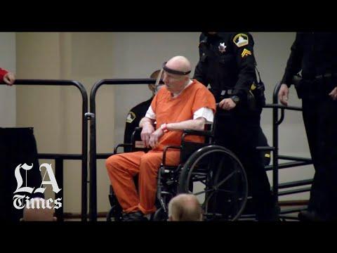 Golden State Killer pleads guilty