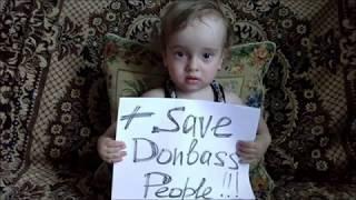 Видео про Донбасс  Клип  Песня 'Кукушка' Полина Гагарина