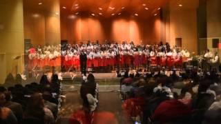 university of mississippi gospel choir fall 2015 concert part 1