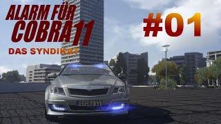 Let's Play: Alarm für Cobra11: Das Syndikat [#01 HD]   Explosiver Einstieg   BeRehGames
