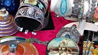 Блошиный рынок. Неожиданная находка. Мои покупки. Музей Москвы.Осень 2018.