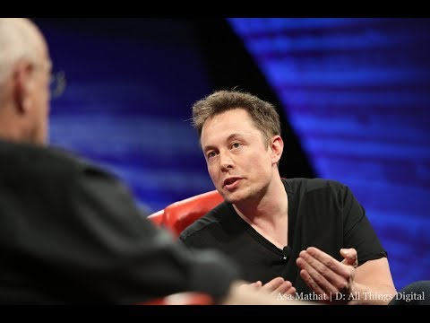 Elon Musk Interview Space X and Interplanetary Systems By Intel