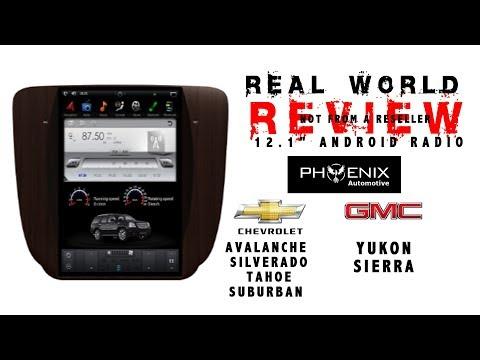 phoenix-automotive-android-radio-for-chevy-silverado,-tahoe,-suburban,-gmc-yukon-and-sierra