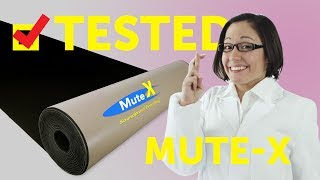 mute x mutex soundproofing review does it work?