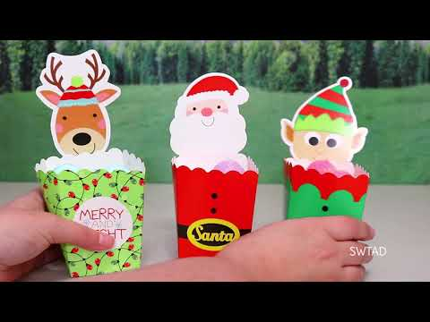 Beware the Grinch ! Big Christmas LOL Custom Ball | Toys and Dolls Fun Pretend Play for Kids | SWTAD