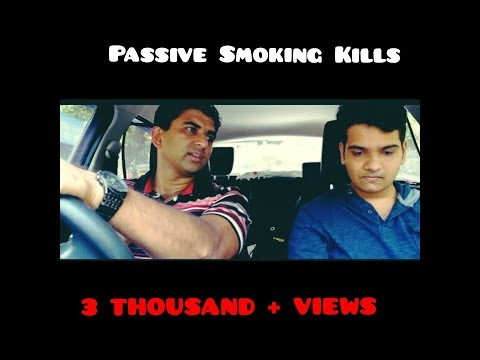 """Passive Smoking Kills"" Short Film by Dream Films"