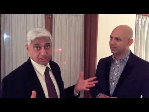 Welcoming Vikas Swarup, India's High Commissioner-designate to Canada