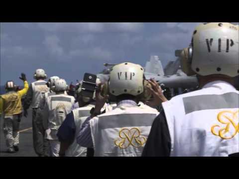 Commander Task Force 70  Carrier Strike Group 5