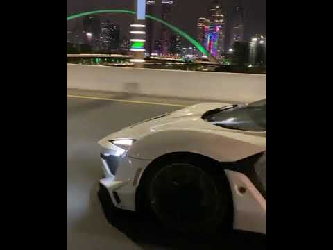 Fenyr Supersport Night Cruise In Dubai, share this video