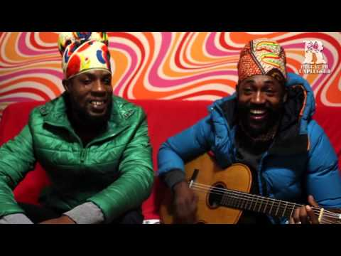 Jah Mason feat Lutan Fyah Acoustic Freestyle Life so Joyful
