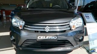 NEW 2017 Suzuki Celerio - Exterior and Interior