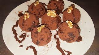Пирожное   шоколадная картошка   !!!