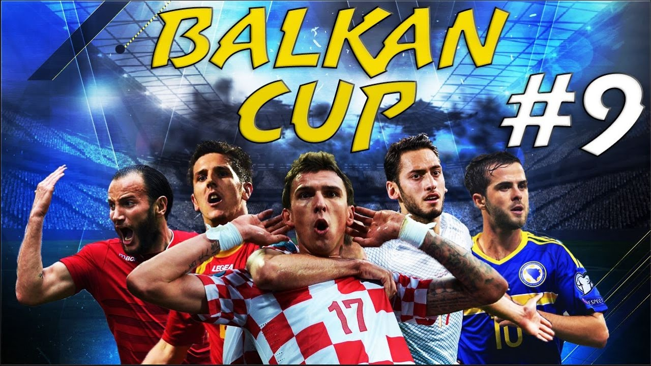 FIFA 17 - BALKAN CUP #9 - THE END OF GROUP A - YouTube