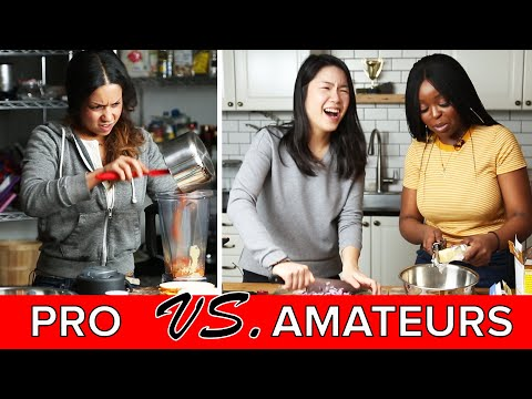 Amateur Chefs Vs. Professional Chef: Childhood Favorites