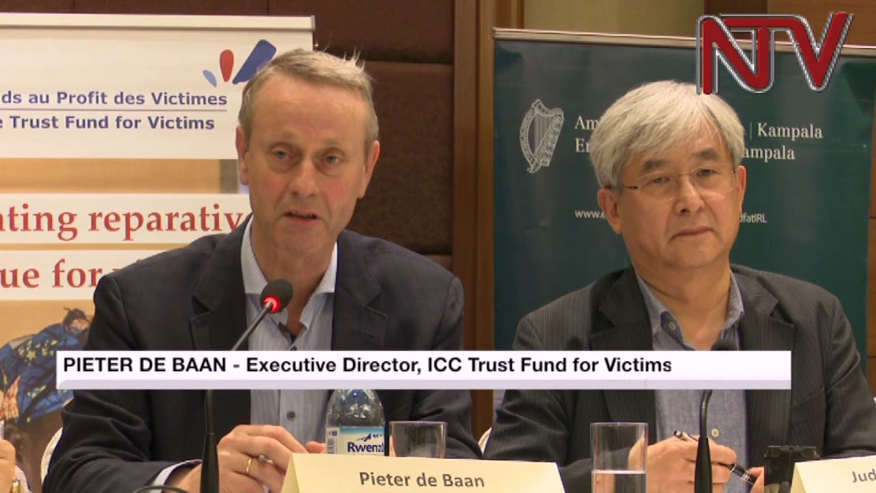 ICC Trust fund pledges 4.4 billion shillings for the rehabilitation of Kony war victims