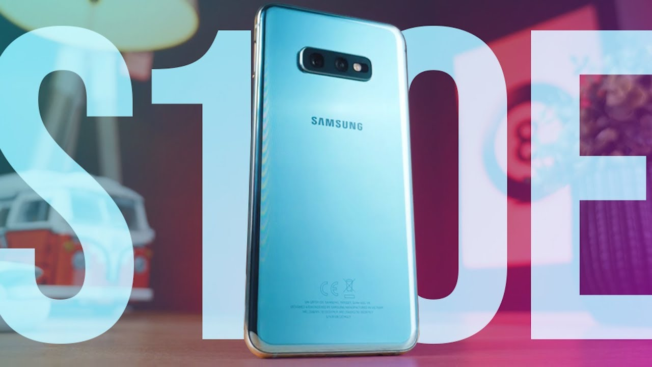 ИДЕАЛЬНЫЙ КОМПАКТНЫЙ ФЛАГМАН 2019 ГОДА? - Полный обзор Samsung S10E
