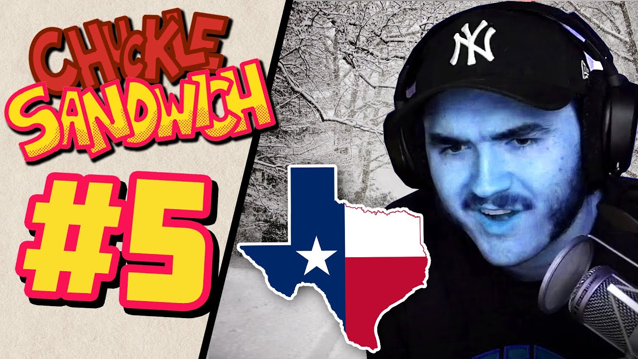 Schlatt's Texas Nightmare - Chuckle Sandwich Podcast #5