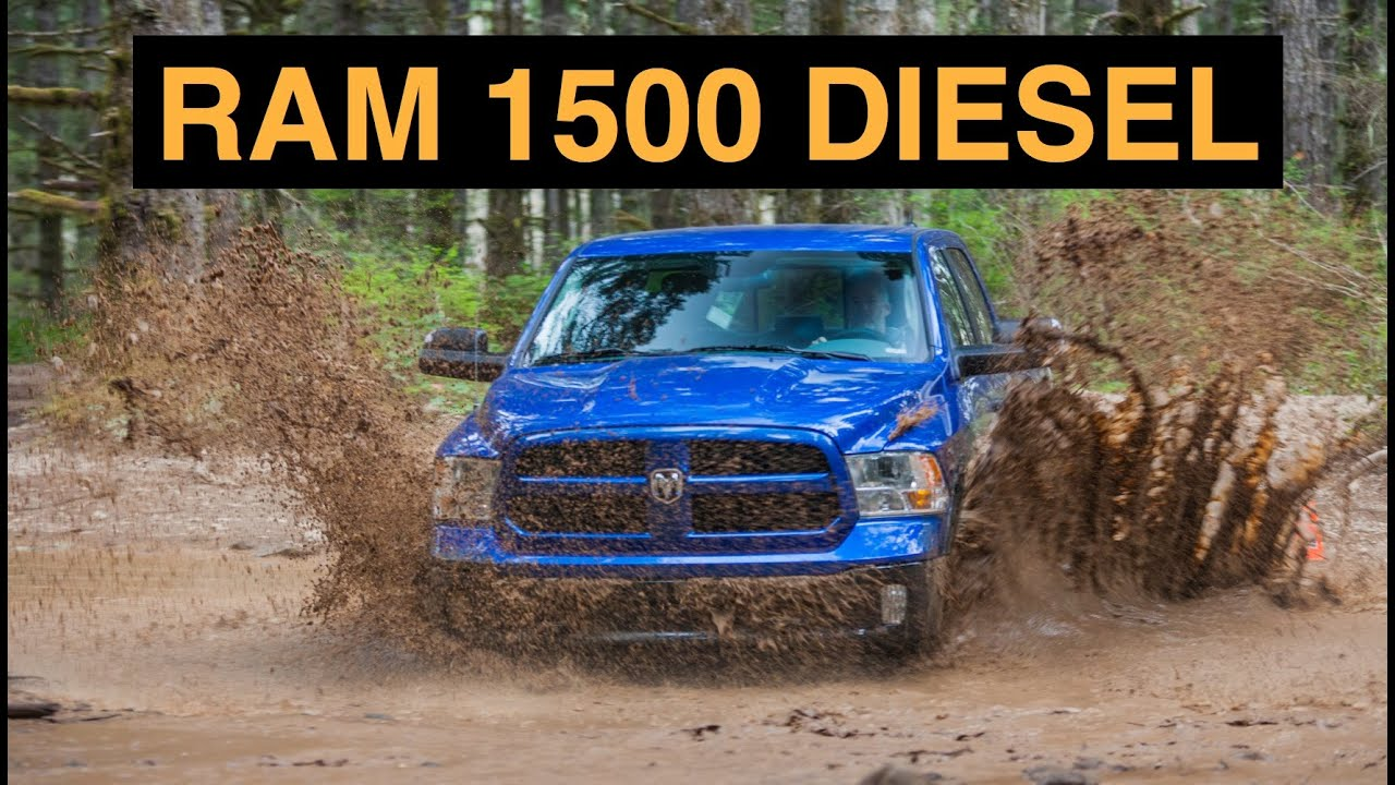 2015 Ram 1500 EcoDiesel 4x4 f Road And Track Review