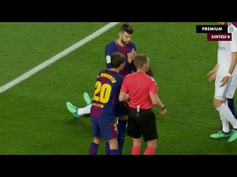 Barcellona-Real Madrid 2-2 - All Goals and Highlights HD - 06/05/2018