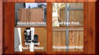 Quality Fence Diy Wood Fencing