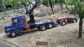 RC TRUCKS & CONSTRUCTION MACHINES Modell-Hobby-Spiel Leipzig 2015 - part 8