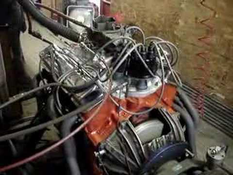 CHEVY SMALL BLOCK 1965 283 SBC DYNO SESSION YouTube