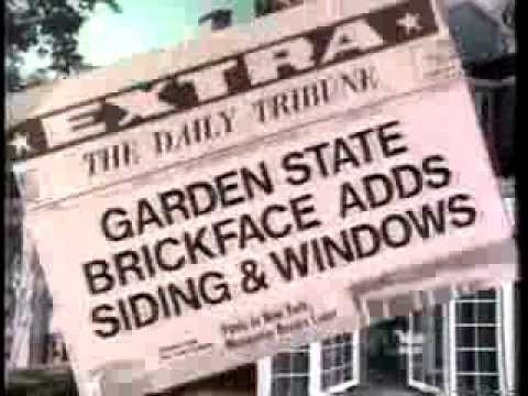 1990 Garden State Brickface (GSB) Commercial