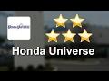 Honda Universe Lakewood Amazing Five Star Review by Melanie Z