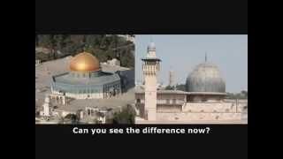inilah masjid al aqsa itu sebenarnya
