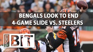 Cincinnati Bengals at Pittsburgh Steelers | Sports BIT | NFL Picks