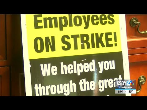 Hundreds of SLO County employees expected to strike Tuesday
