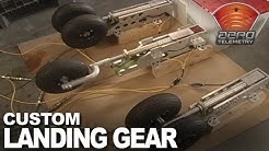 UAV Landing Gear Design & Development