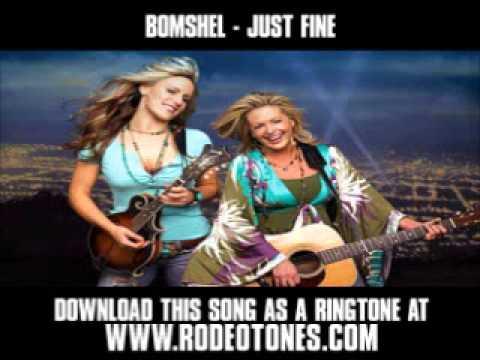 Bomshel - Just Fine [ New Video + Lyrics + Download ]