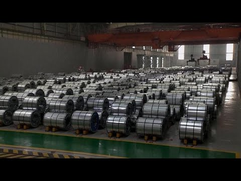 Trump formalizes steel and aluminum tariffs, exempts Canada and Mexico