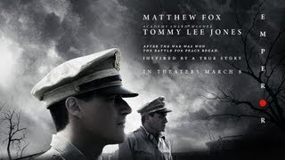 Drama - EMPEROR - TRAILER | Matthew Fox, Tommy Lee Jones, Eriko Hatsune