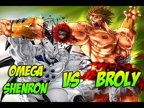 Gogeta vs broly full fight without the shenlong scene japanese dub - 4 8