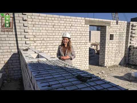 """Відеозвіт 18 10 2018 ЖК""""ECO HOUSE"""""""