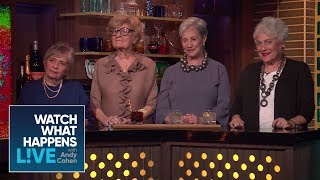 Evelyn's Bridge Is Lying Down with Jackie Hoffman and Ramona Singer | RHONY | WWHL