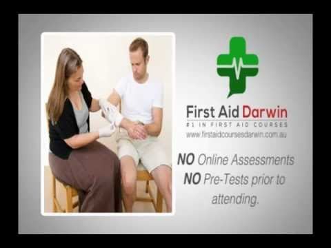 First Aid Courses in Darwin