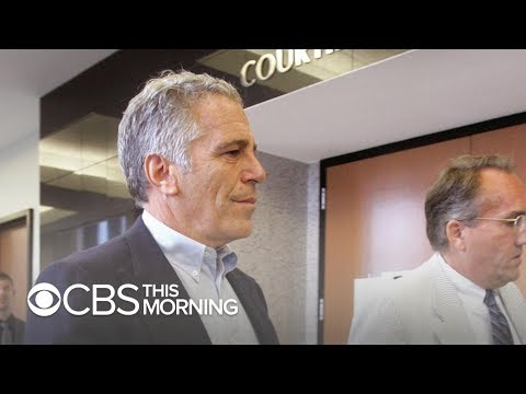Epstein accuser sues