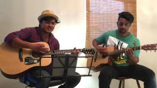 Download Hindi Video Songs - Lonely Player's Hasi ( Acoustic Cover ) Share and Subscribe for more Videos...._\/_