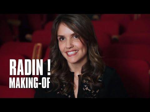 Making of Radin ! : Laurence Arné