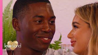 Things heat up between Aaron & Lucinda!