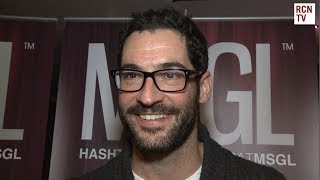 Tom Ellis Interview - Miranda Series 4