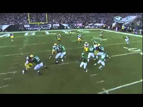 Vick Is Back Michael Vick's Impressive Highlights From The Eagles First Game Of The Season!.flv