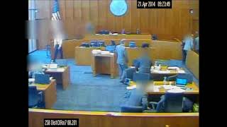 Siale Angilau courtroom video thumbnail